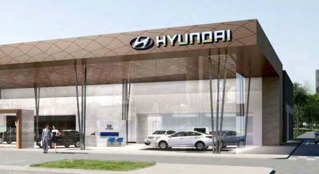 Hyundai, Ryde NSW