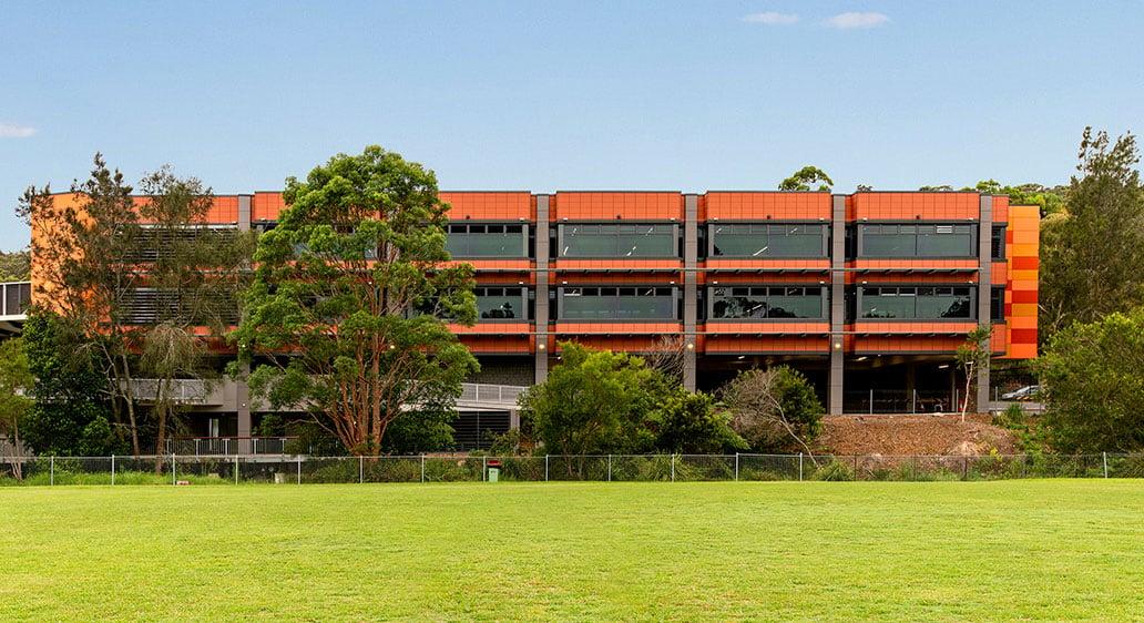 Oxford Falls Grammar School – Building K, Oxford Falls NSW