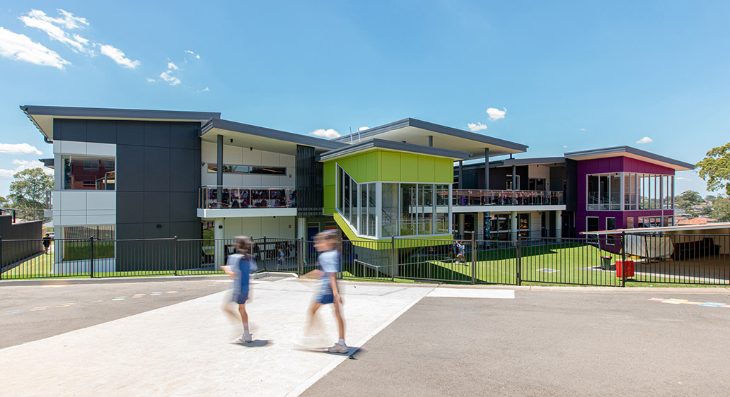 Our Lady of Queen Peace Primary School, Greystanes NSW