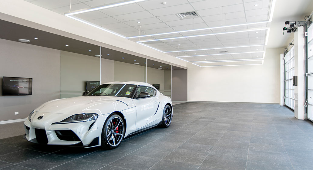 Western Toyota, Guildford NSW