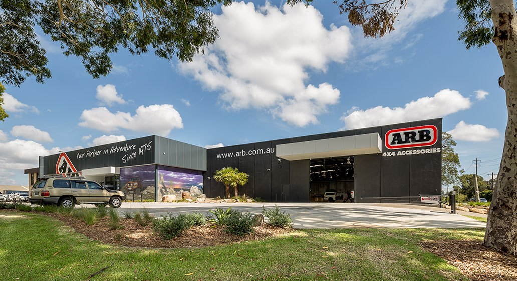 ARB Corporation, Chipping Norton NSW
