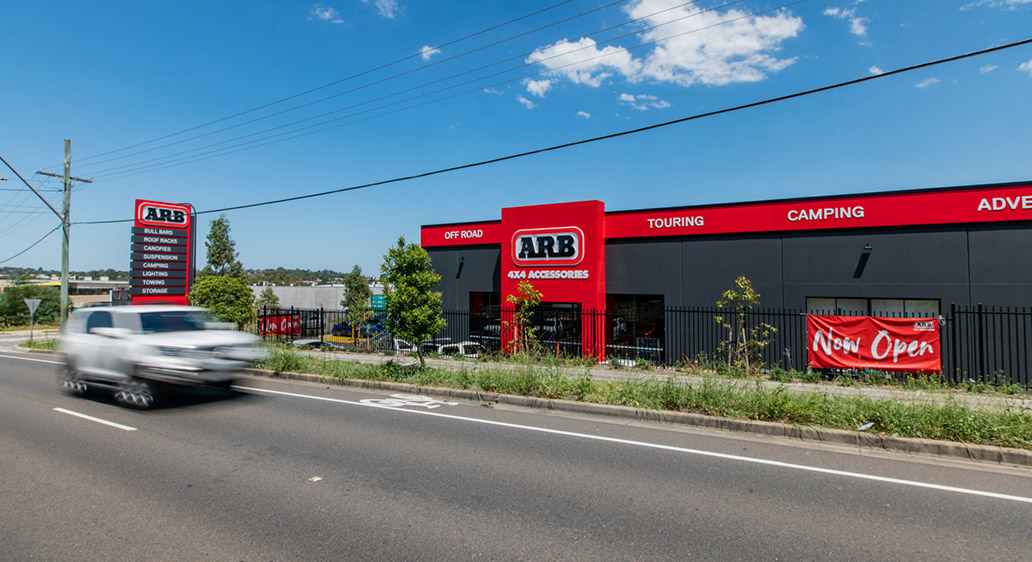 ARB Corporation, Seven Hills NSW