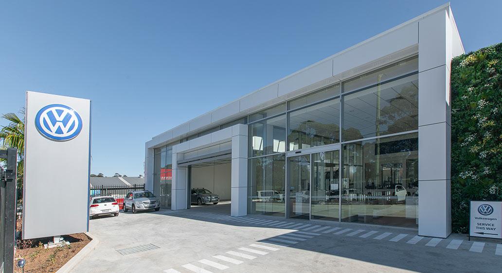 Bill Buckle Services Centre, Brookvale NSW