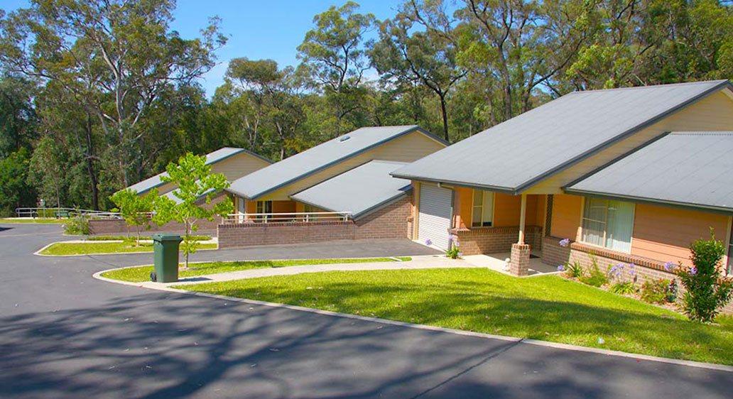 Buckland Retirement Village: Lyndhurst Village, Springwood NSW