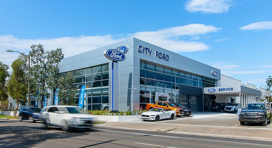 City Ford, Alexandria NSW