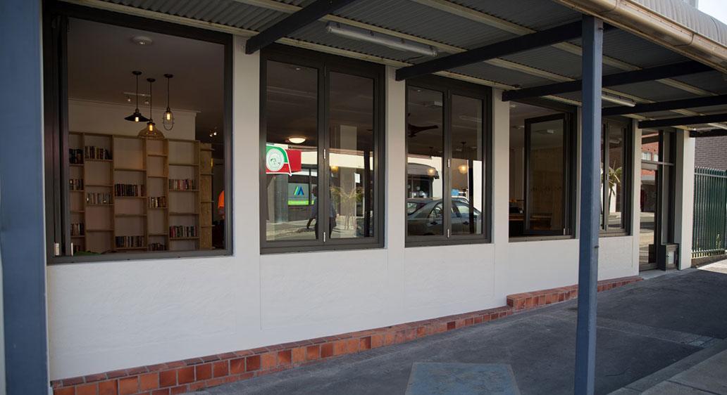 Salvation Army Cafe, Port Kembla NSW
