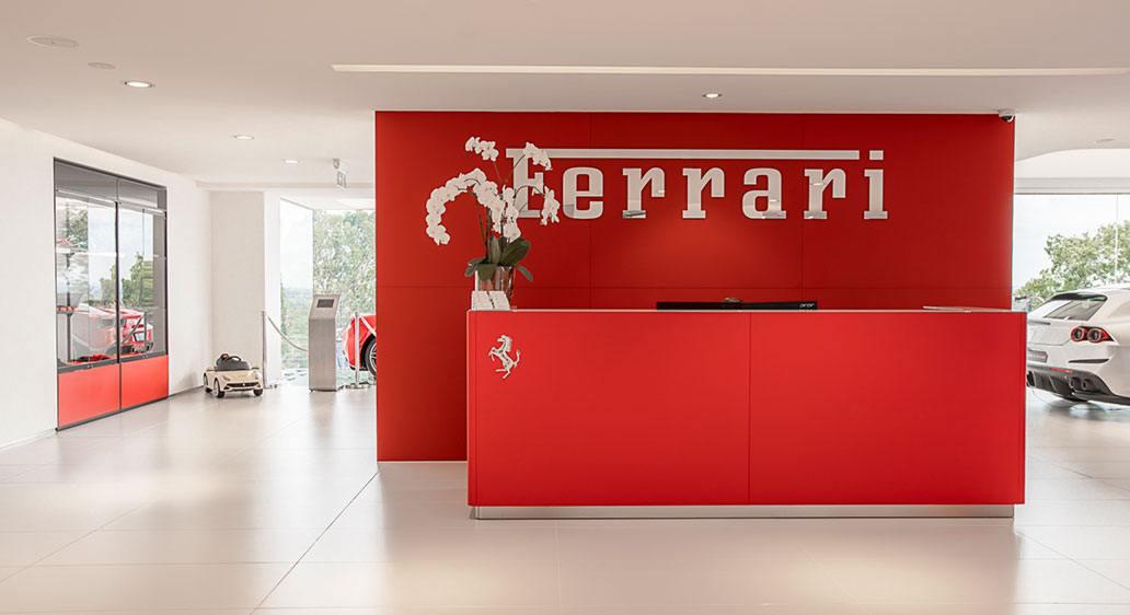 Ferrari North Shore, Artarmon NSW