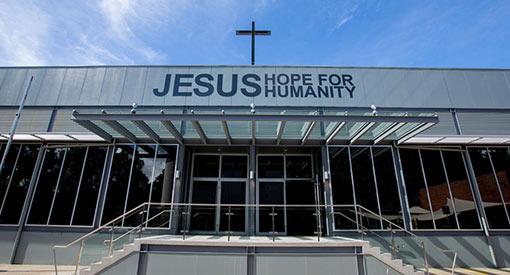 Hillsong Church, Alexandria NSW