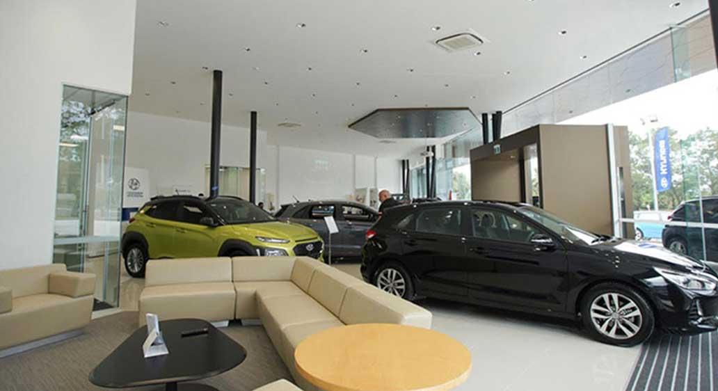 Hyundai Showroom, Ryde NSW