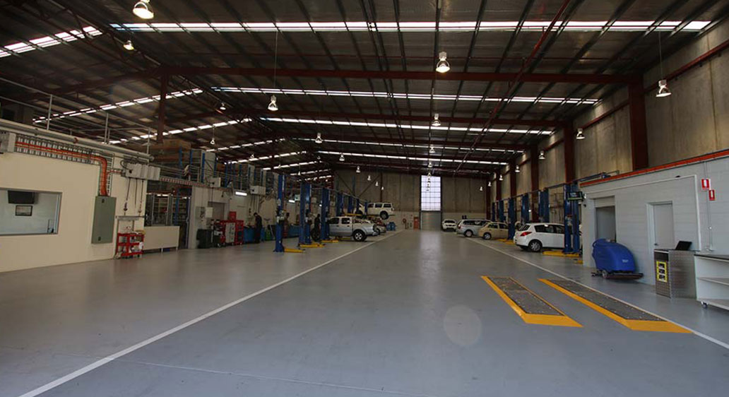 Lander Services and Parts, Prospect NSW