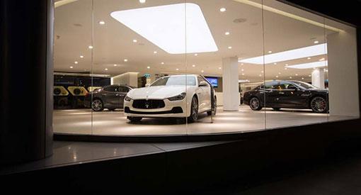 McCaroll's Maserati, Artarmon NSW