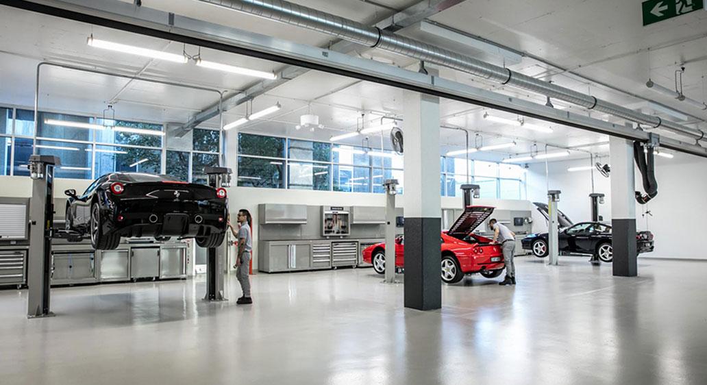 Maserati Service Centre, Roseville NSW