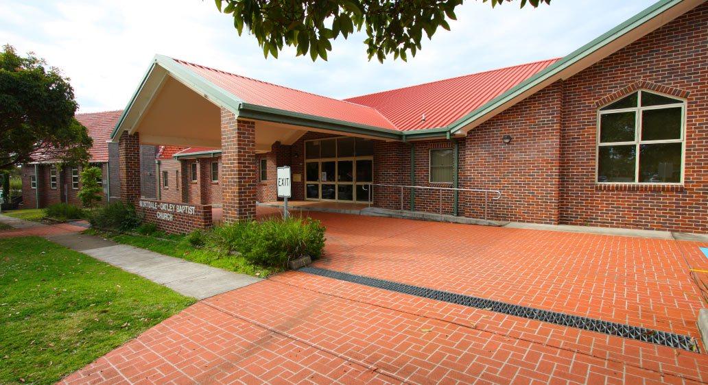 Mortdale Oatley Baptist Church, Oatley NSW