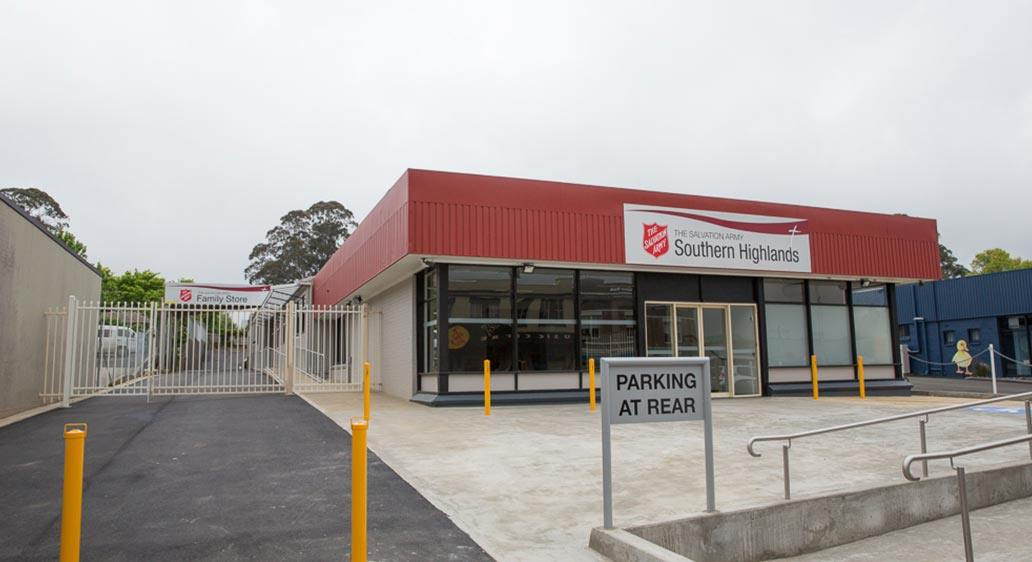 Salvation Army Southern Highlands Corps & Family Store, Bowral NSW