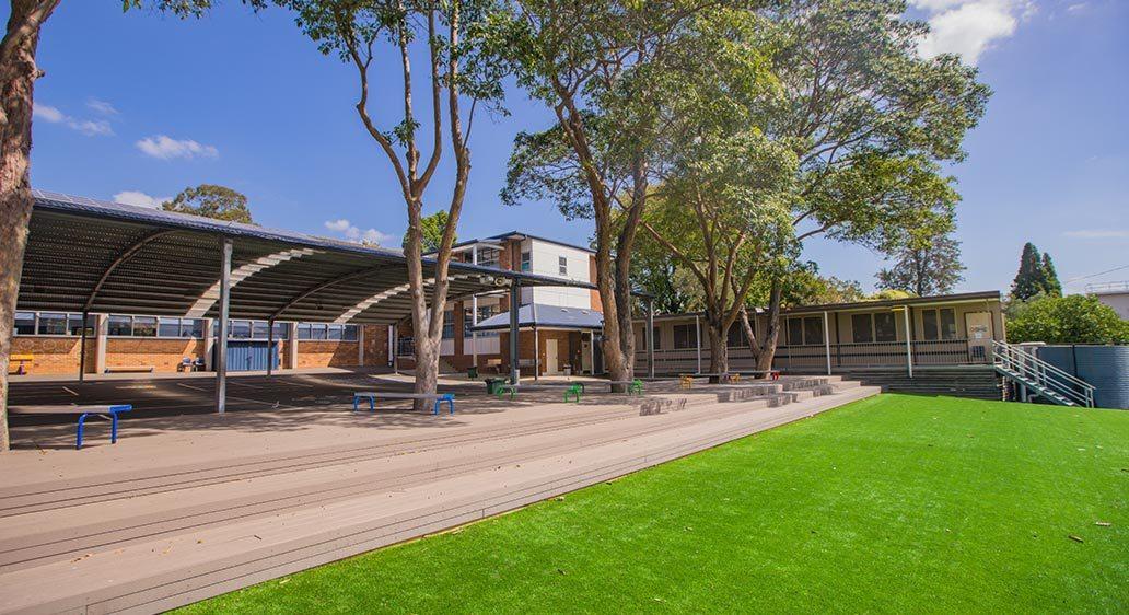 St Mary's Primary School, Rydalmere NSW