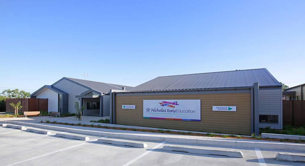 St Nicholas EEC, Lochinvar NSW