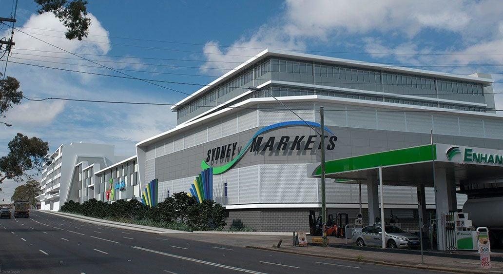 Warehouse Z – Sydney Markets, Homebush West NSW