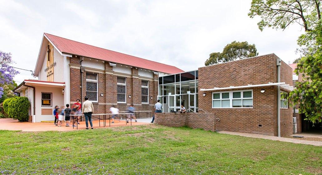 Western Sydney Chinese Christian Church, Strathfield NSW