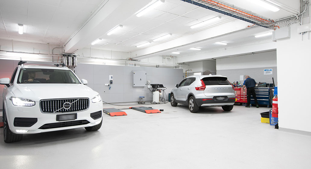 Volvo Showroom, Mosman NSW