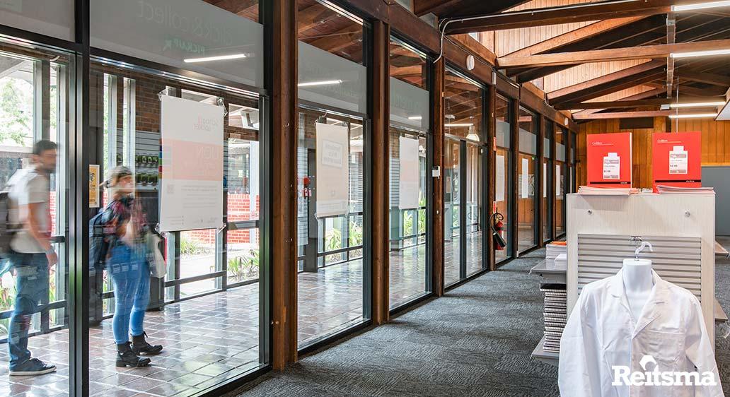 School Locker & Print Centre – University of Newcastle, Callaghan Campus