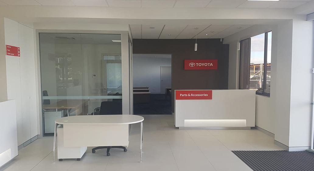 Toyota Service, Albion Park Rail NSW