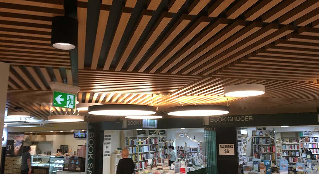Town Hall Arcade, Sydney CBD