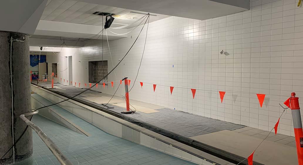 Mosman Swim Centre Refurbishment, Mosman NSW