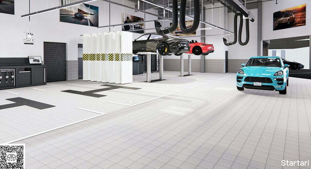 Porsche Centre, Lambton NSW