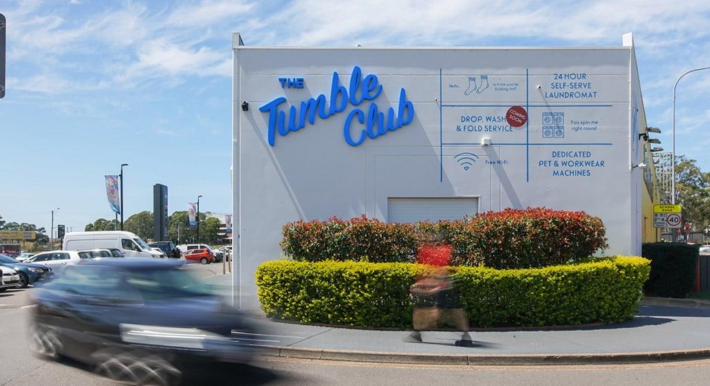 Tumble Lounge, Kotara NSW