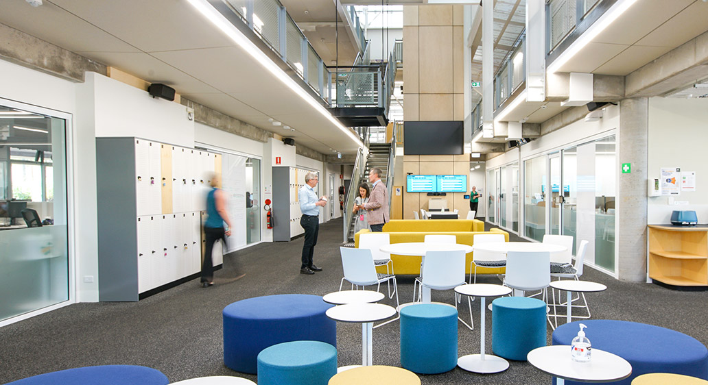 Design Building – University of Newcastle, Callaghan Campus