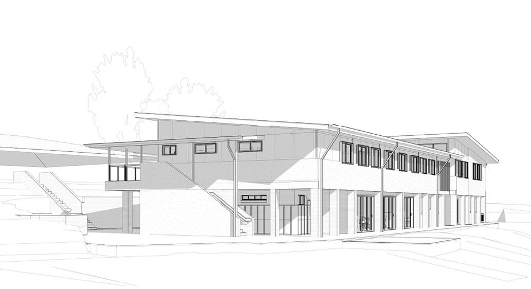 Central Coast Grammar School – F Block & other refurbishment works, Erina Heights NSW