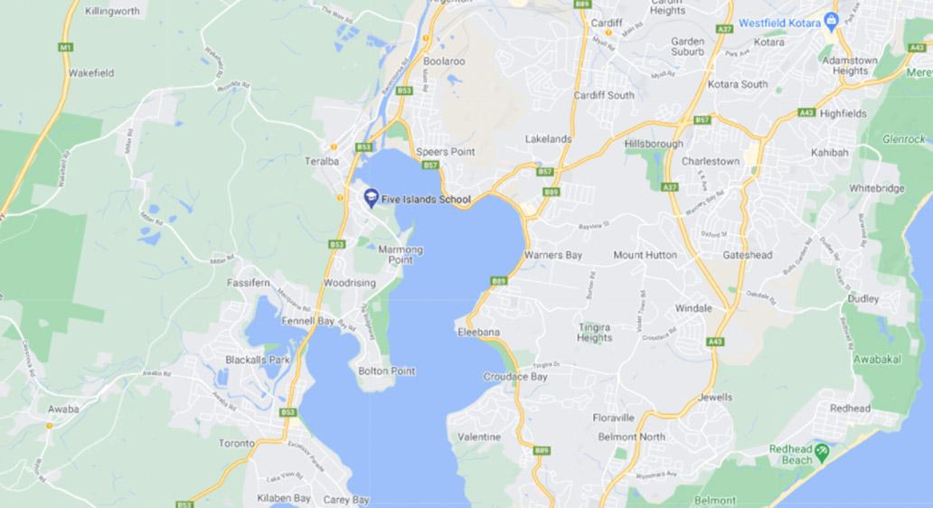 Newcastle RFM awarded Five Islands School, Borragul NSW