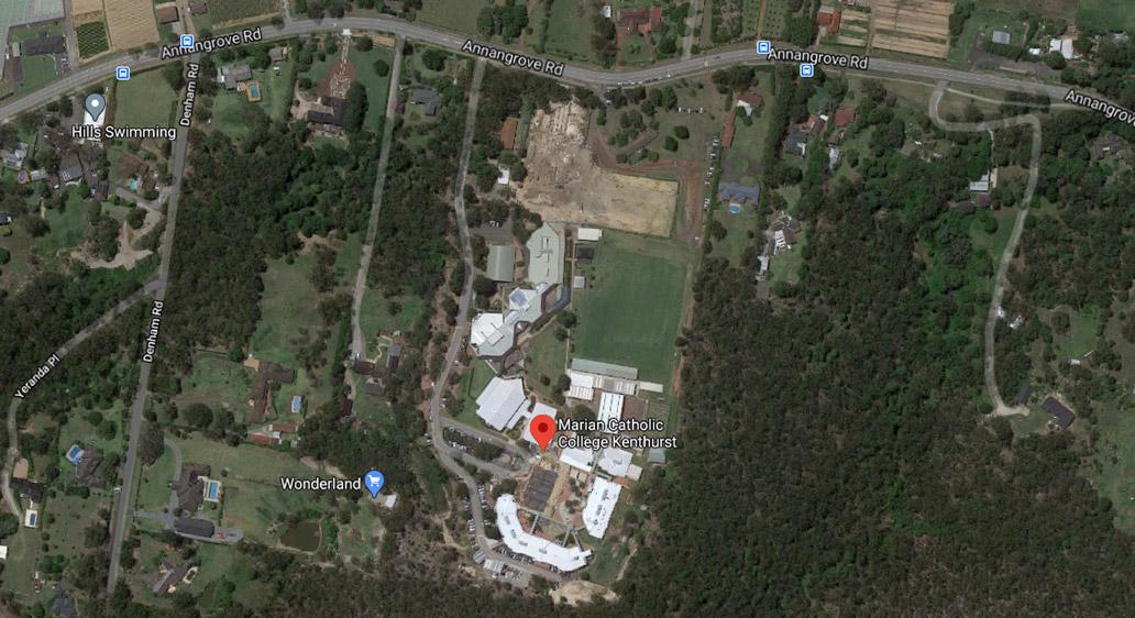 Marian Catholic College – Roofing works, Kenthurst NSW