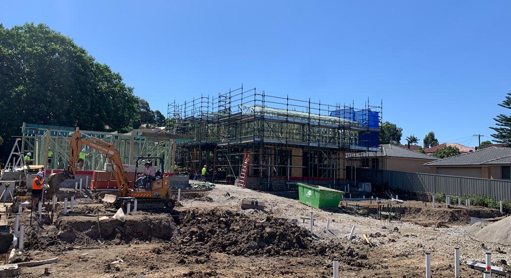 AHO Dwelling, Wallsend NSW