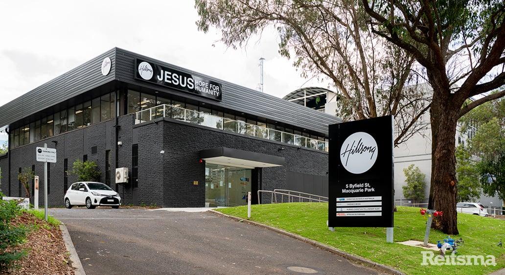 Hillsong Church, Macquarie Park NSW