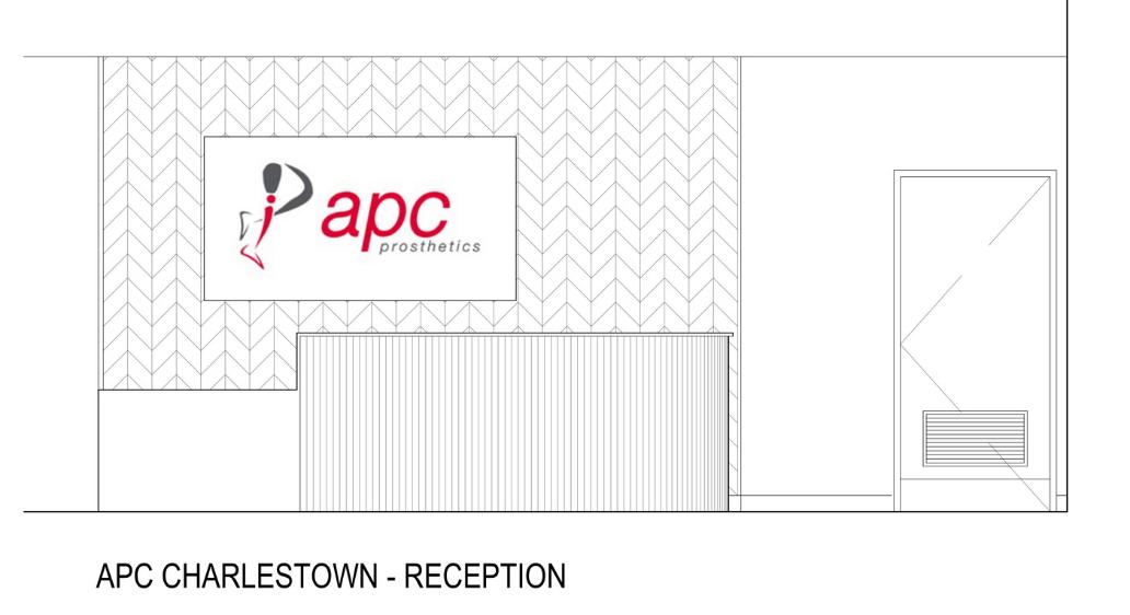 New Project Won – APC Prosthetics, Charlestown